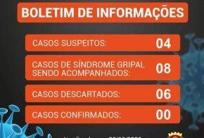 Xanxerê: boletim atualiza situação docoronavírus