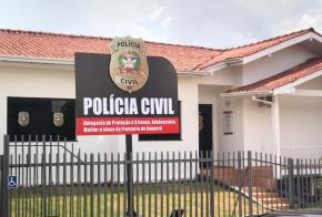 Polícia Civil instaura inquérito que investiga possível feminicídio, em Xaxim