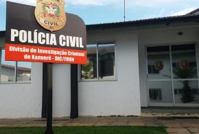 Divisão de Investigação Criminal prende homem condenado por tráfico de drogas, em Xanxerê