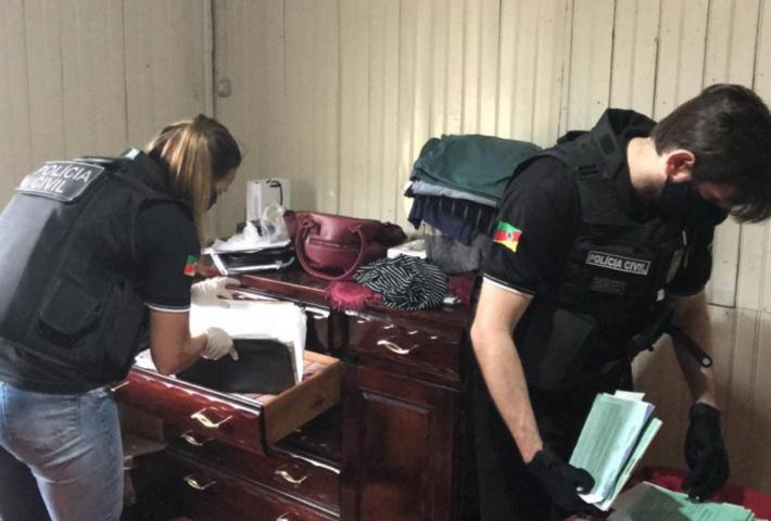Polícia Civil deflagra Operação NPR em combate ao furto de cargas, em Xanxerê