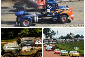Diversas competições de automobilismo marcam o próximo fim de semana