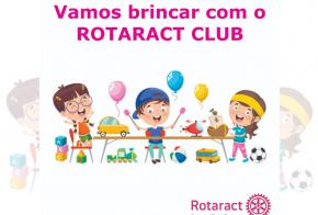 Projeto Doce Infância do Rotaract Xanxerê é realizado em comemoração ao Dia da Criança