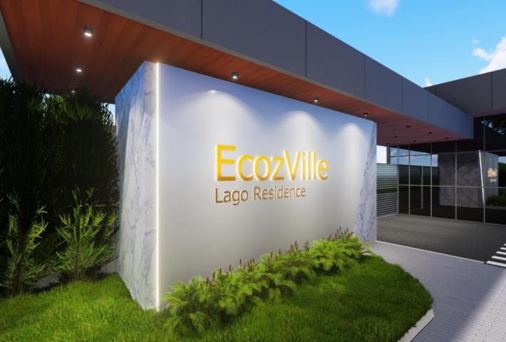Ecozville Lago Residence: Condomínio entrega mais uma etapa da obra