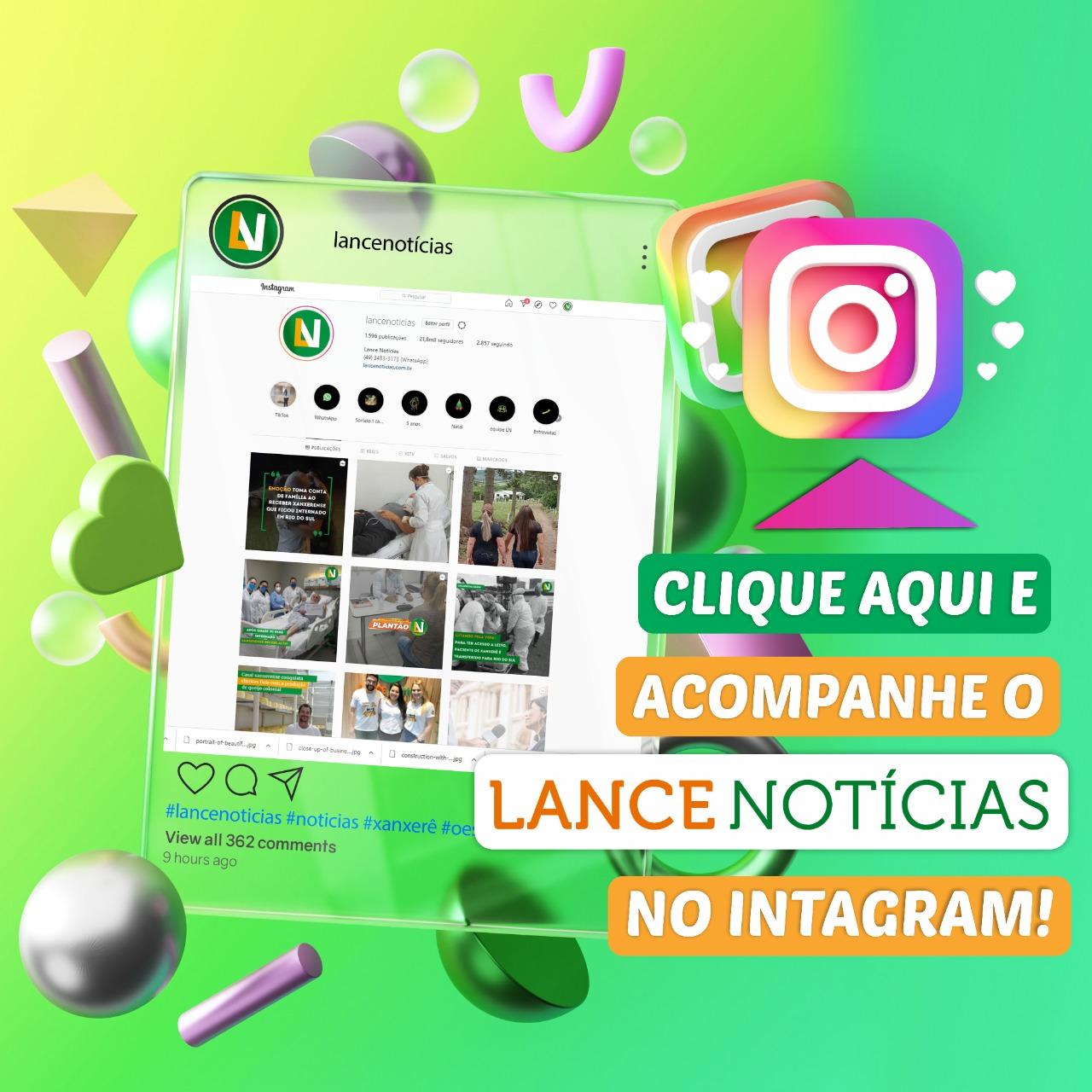 Instagram Lance