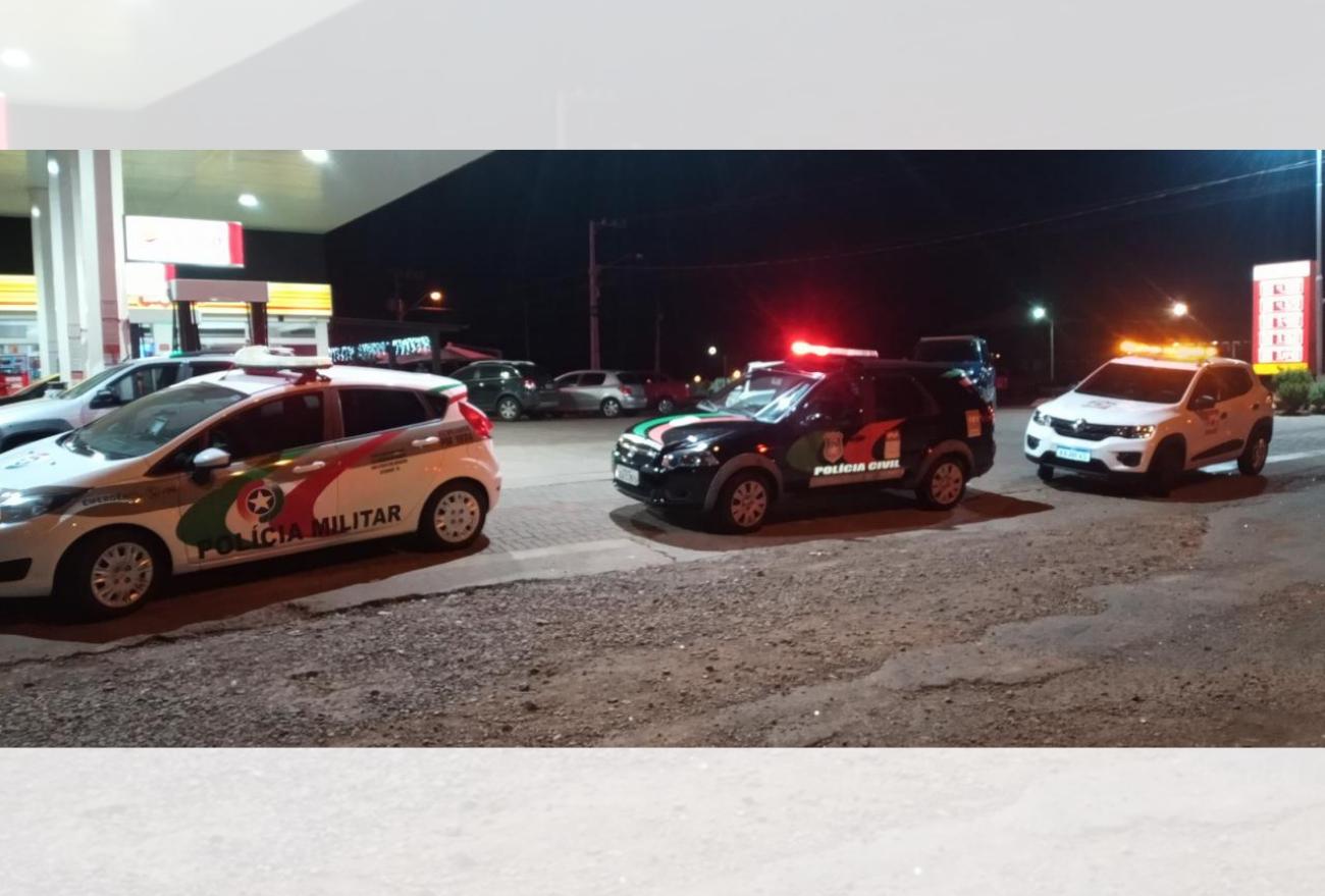 Força-tarefa notifica mais de 20 pessoas por não uso de máscaras e aglomerações em Xanxerê