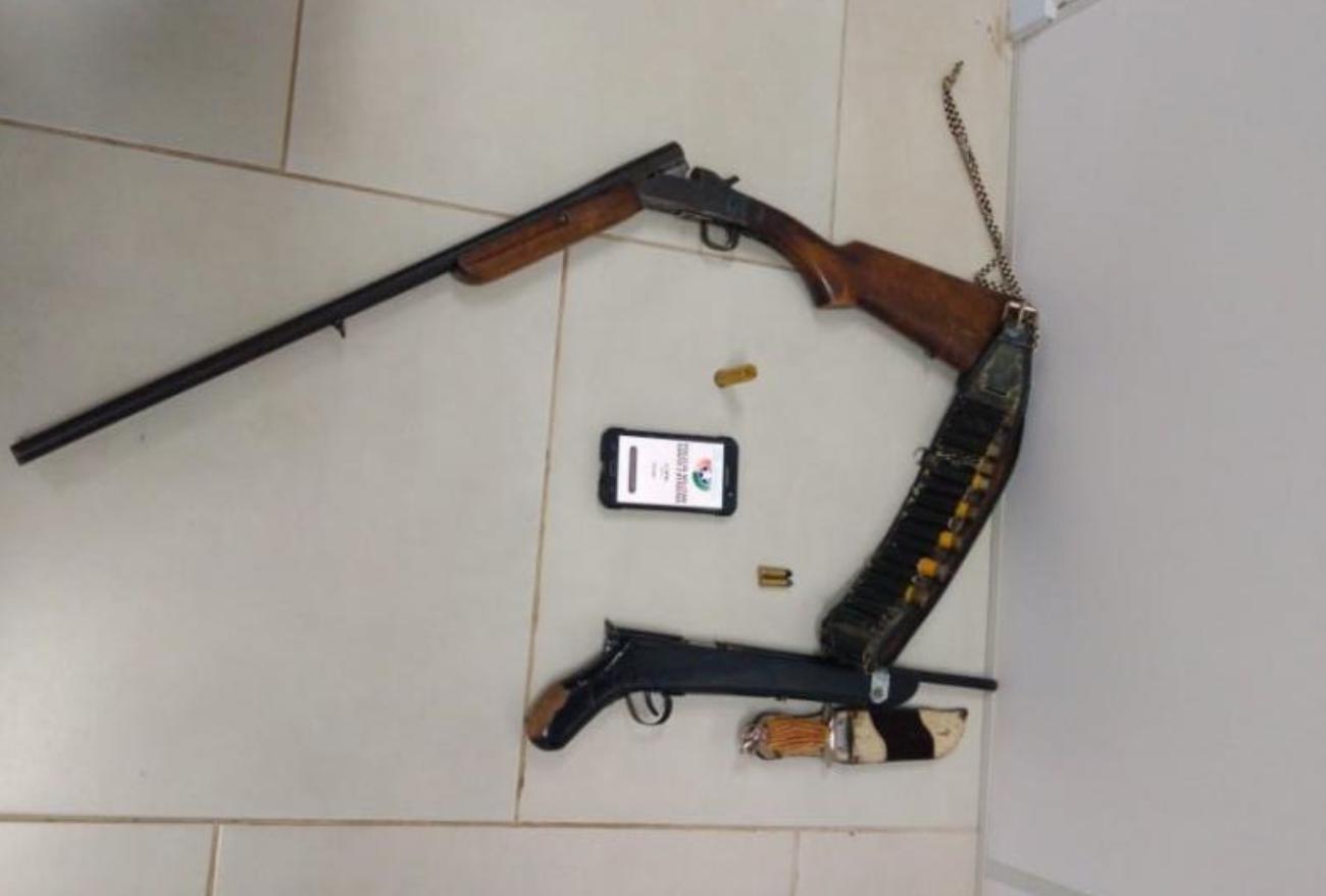 Família é agredida e presa no banheiro por assaltantes, no interior de Xaxim