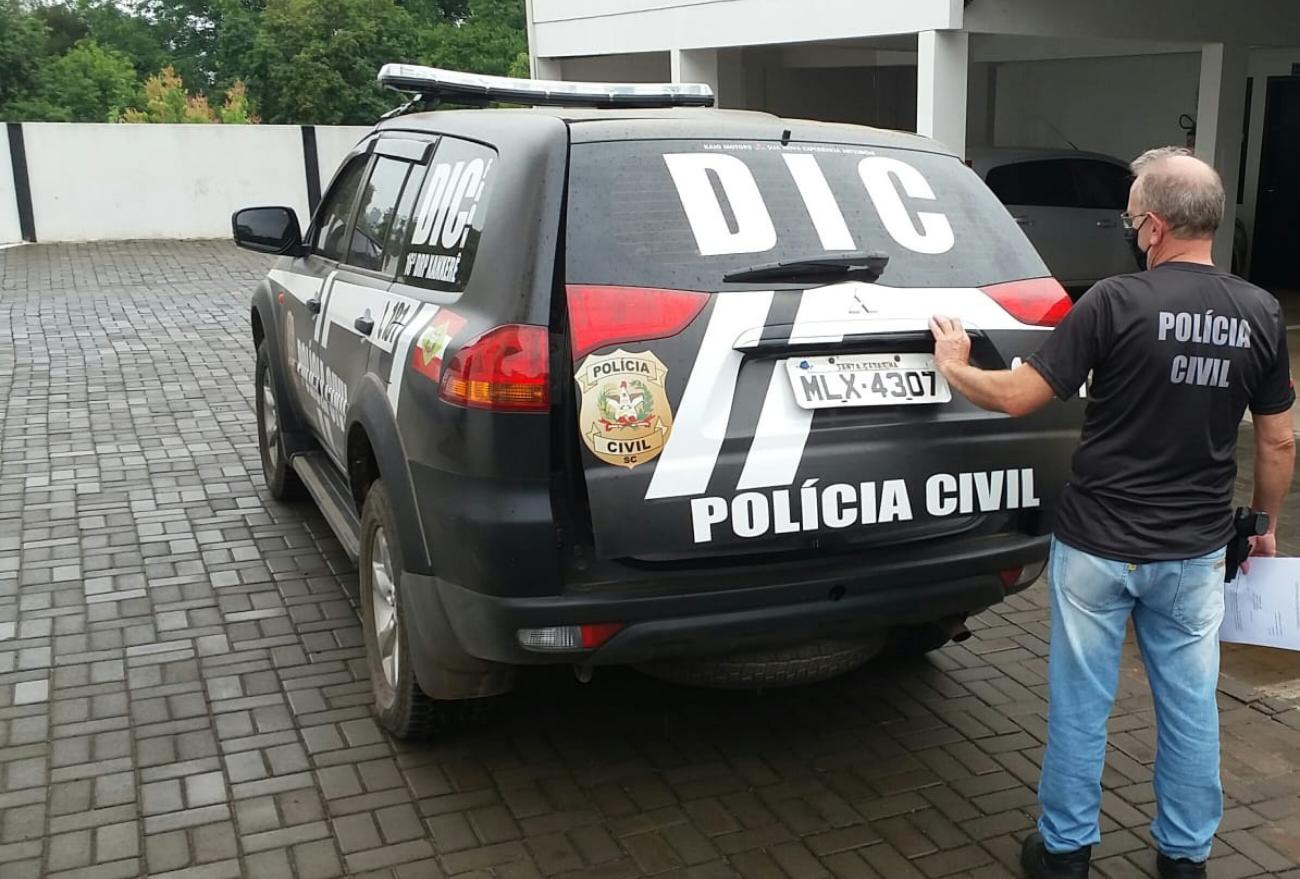 DIC de Xanxerê conclui inquérito policial e indicia dois homens por tráfico de drogas