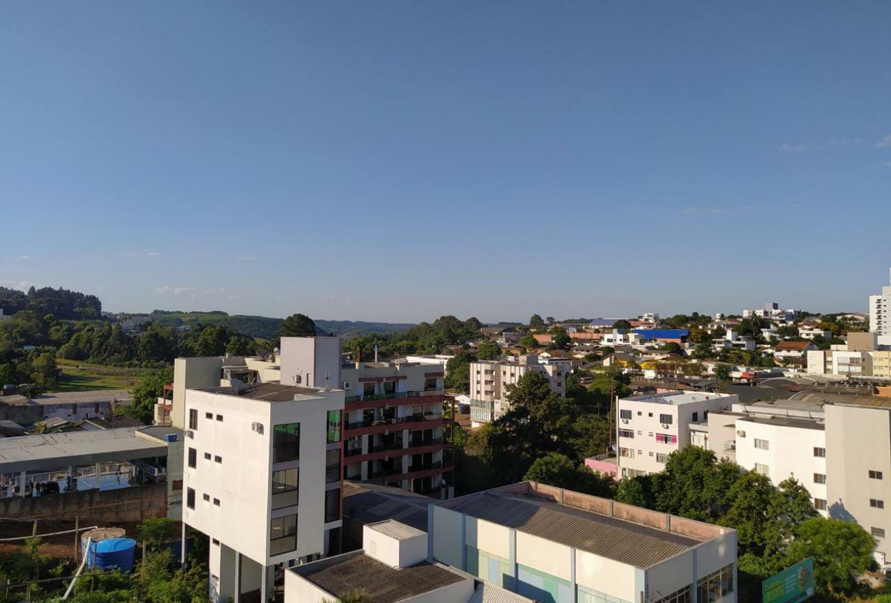 Sábado (21) será de sol e calor, em Xanxerê