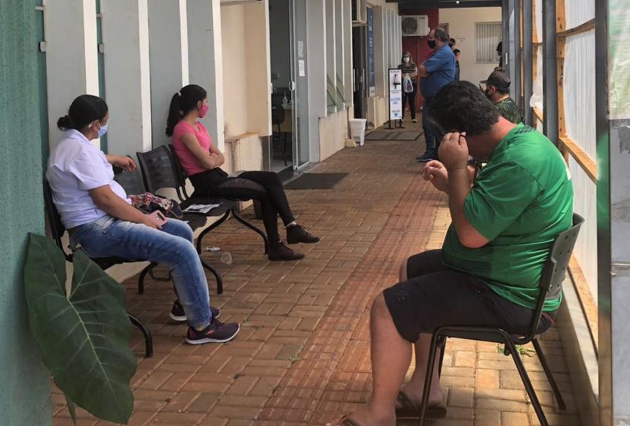Centro de Atendimento ao Coronavírus registra aumento na procura por atendimentos, em Xanxerê