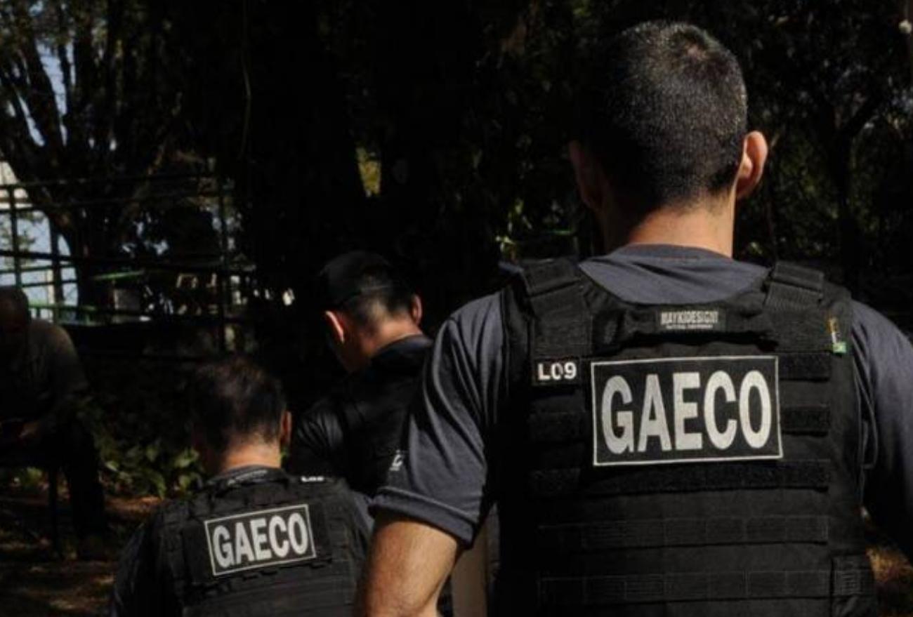 Megaoperação do Gaeco é realizada em Xanxerê e região contra facção criminosa