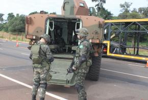 Amai irá solicitar intervenção do exército para fiscalizar decreto