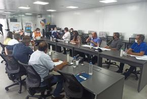 Reunião com prefeitos define lockdown em toda região da Amai