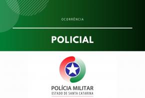 Polícia Militar comunica furto de dois veículos
