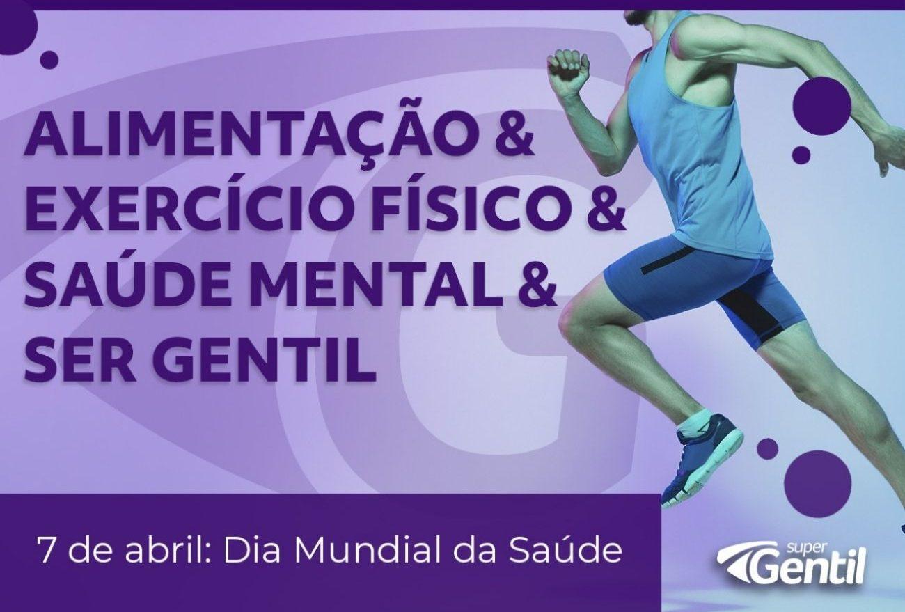 Dia Mundial da Saúde: vida equilibrada é vida saudável!