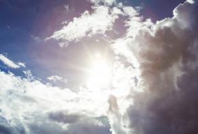 Domingo (11) será de sol com possibilidade de chuva em Xanxerê