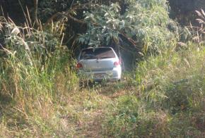 Veículo furtado é encontrado por populares em Xaxim