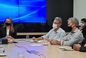 Prefeito de Xanxerê participa de audiência com Governadora e Fecam