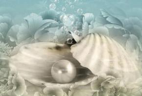 O que uma ostra machucada é capaz de produzir?