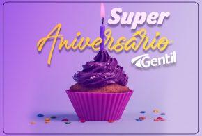 Super Aniversário Gentil: economia de presente para você!