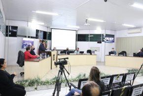 Confira a pauta da sessão da Câmara de Vereadores de hoje (09)