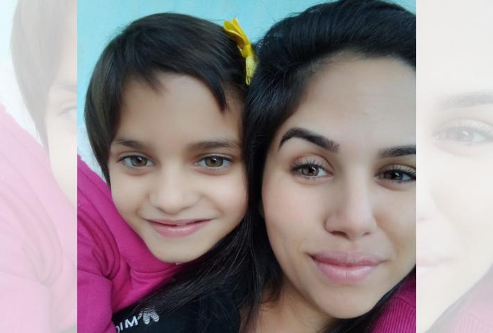 Mãe encerra campanha de arrecadação e agradece a todos que ajudaram filha com leucemia