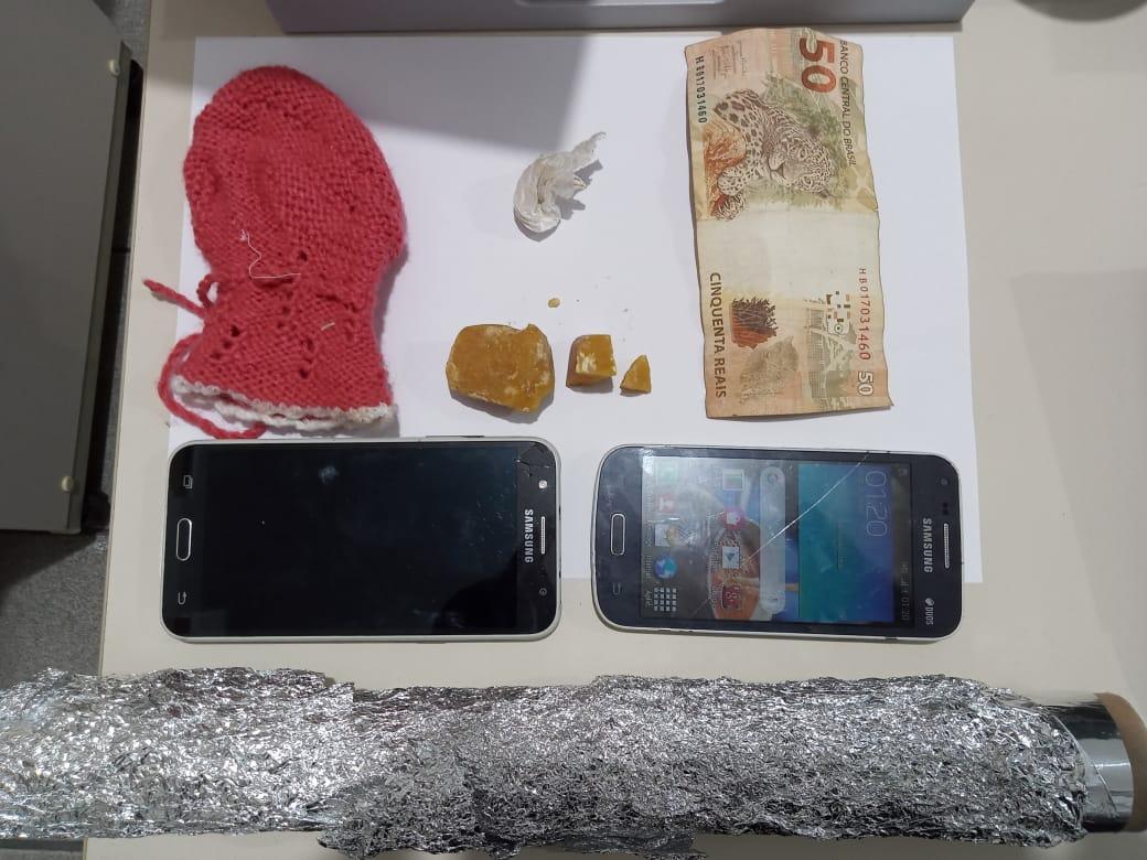 Polícias Civil e Militar prendem preventivamente traficante de drogas em Xanxerê