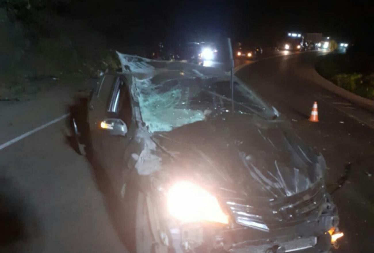 Capotamento deixa uma pessoa morta e três feridas no Oeste de SC