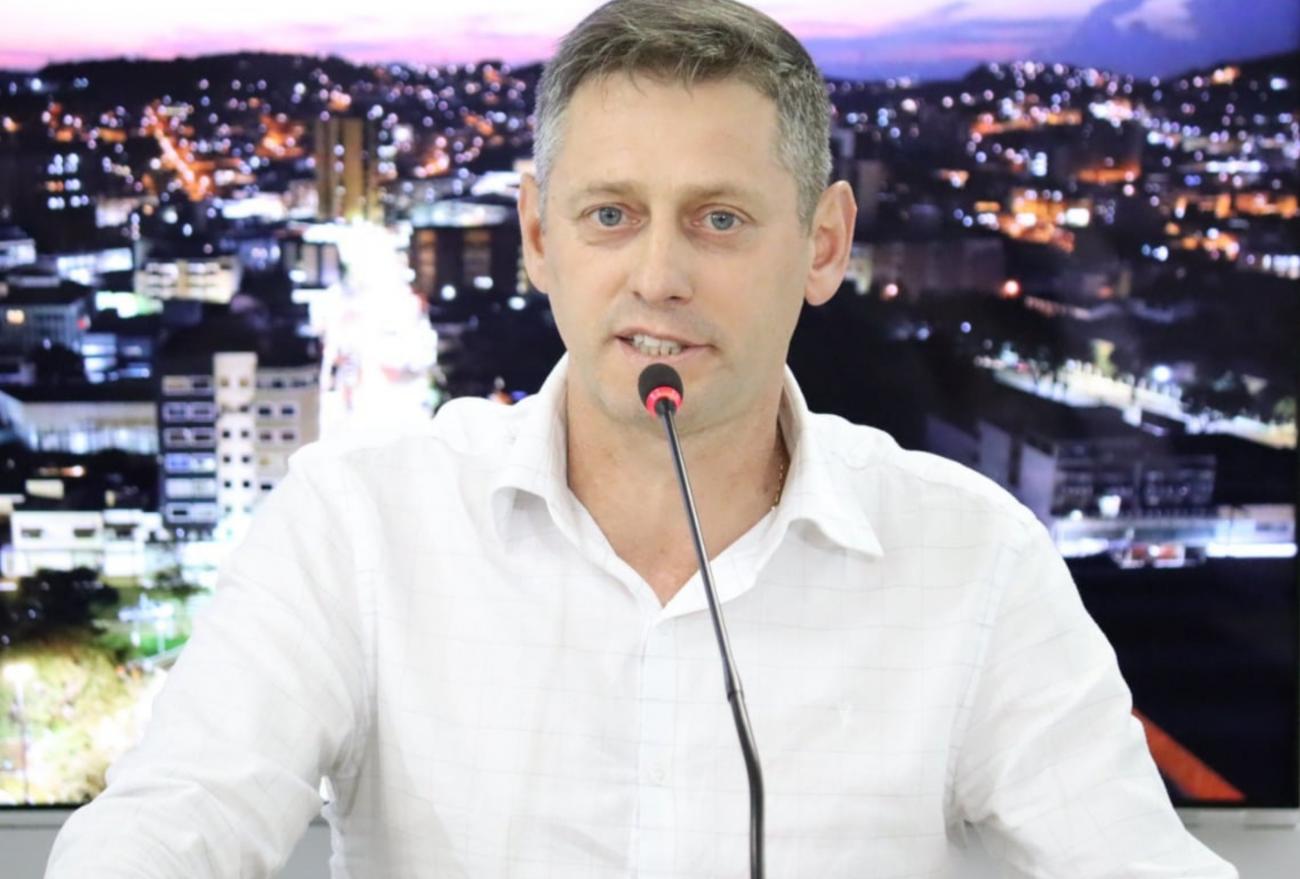 Prestação de contas: vereador Alcedir Rama fala sobre trabalho na Câmara de Vereadores