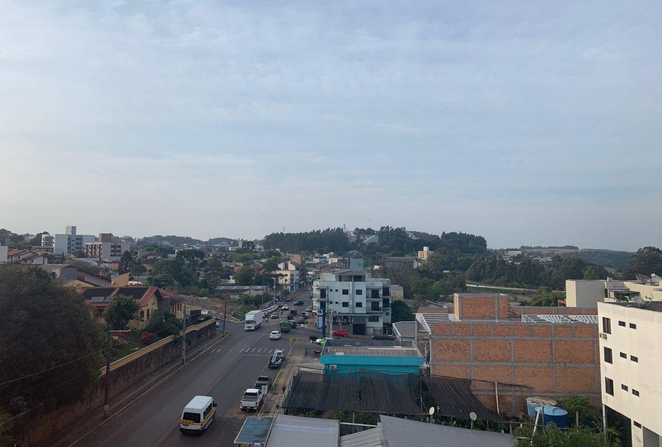 Confira a previsão do tempo desta segunda-feira (13), em Xanxerê