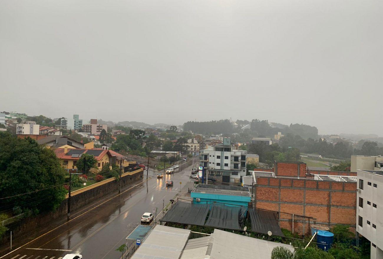 Confira a previsão do tempo desta terça-feira (14), em Xanxerê