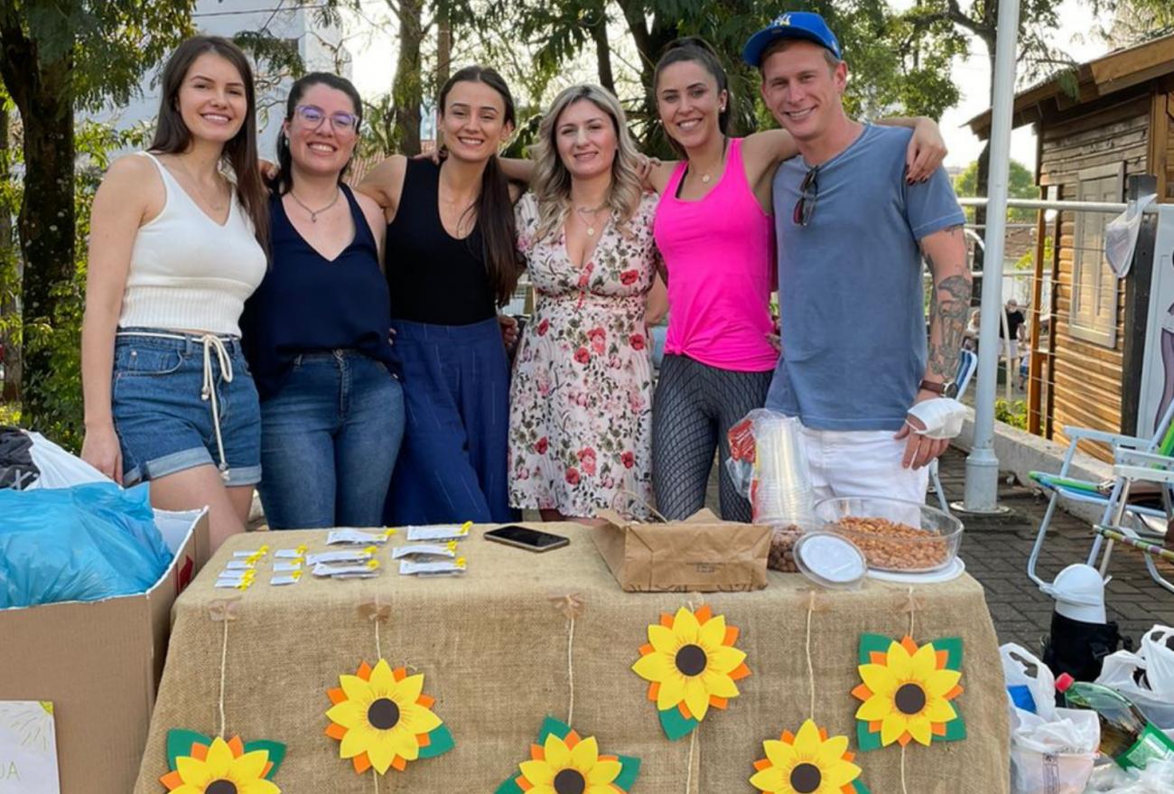 ONG Girassol busca espaço para realizar Bazar Beneficente
