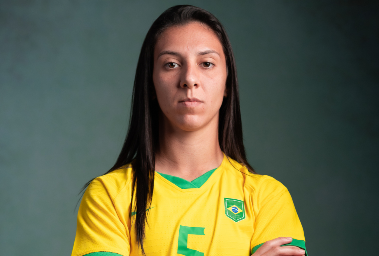 Júlia Bianchi é convocada pela Seleção Feminina para jogos preparatórios diante da Austrália