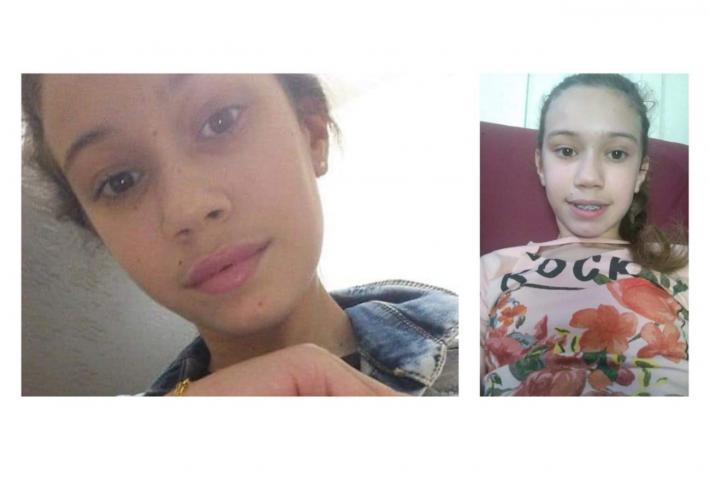 Mãe pede ajuda para tratamento de filha de 13 anos que teve AVC e paralisia facial