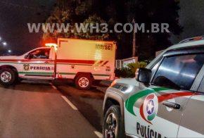 Policial civil é morto a facadas na noite dessa sexta-feira (15) no Oeste de SC